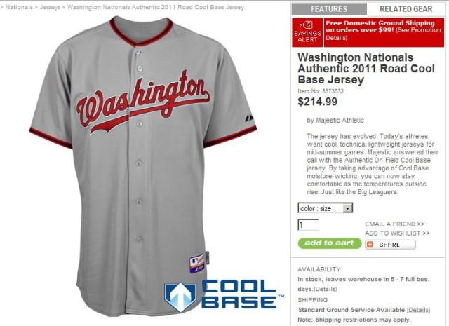 newest 3536a d0b92 Nats Enquirer: So this is what the Nationals 2011 Road ...
