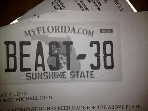 License-plate