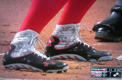 Harper-camo-cleats