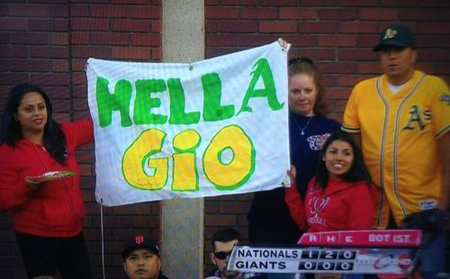 Oakland-fans-love-gio-in-sf