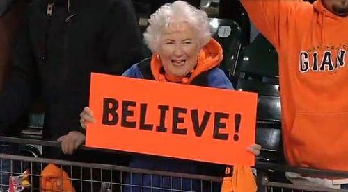 Giants-fans