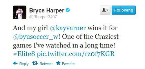 Harper-tweet