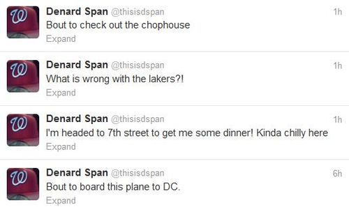 Span-tweets