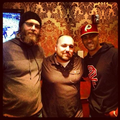 Jayson-werth-ian-desmond-redskins-game