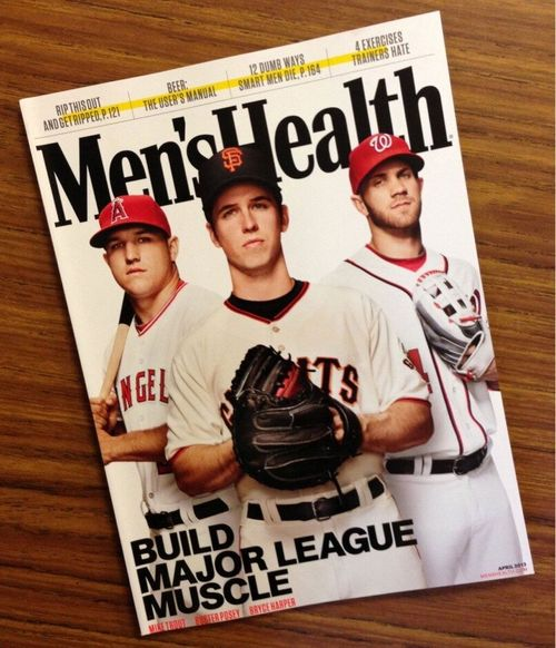 Trout-posey-harper-mens-health