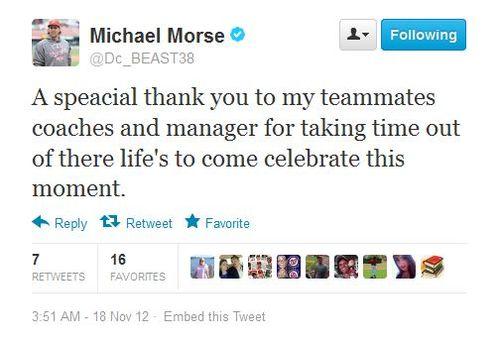 Morse-tweet