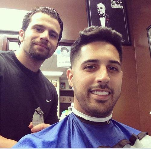 Gio-haircut