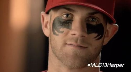 Harper-eyeblack-video