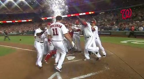 Ryan-zimmerman-walkoff-gatorade