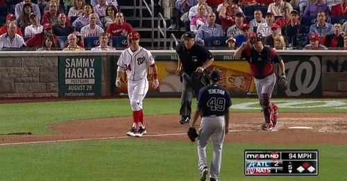 Bryce-harper-benches-clear