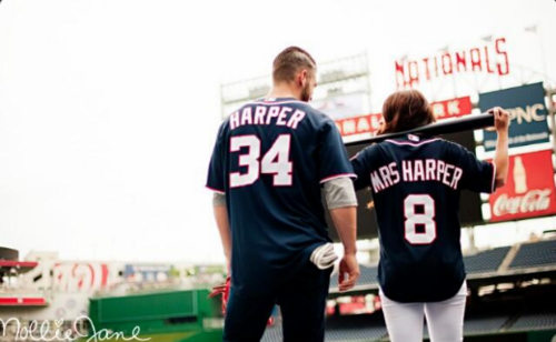 Bryce-harper-engaged